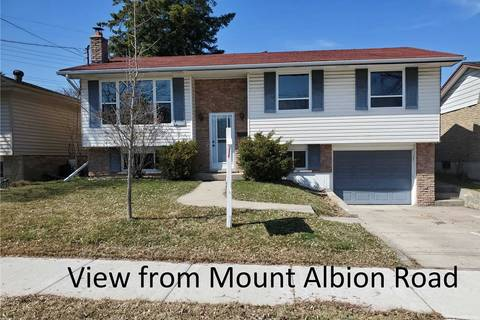 House for sale at 468 Mount Albion Rd Hamilton Ontario - MLS: X4733662
