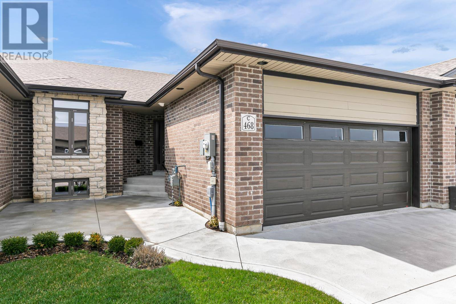 Townhouse for sale at 468 Old Colony Tr Amherstburg Ontario - MLS: 20003911