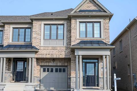 Townhouse for sale at 468 Sheaffe Pl Milton Ontario - MLS: W4471651