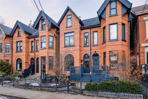 Townhouse for sale at 468 Wellesley St Toronto Ontario - MLS: C4715402