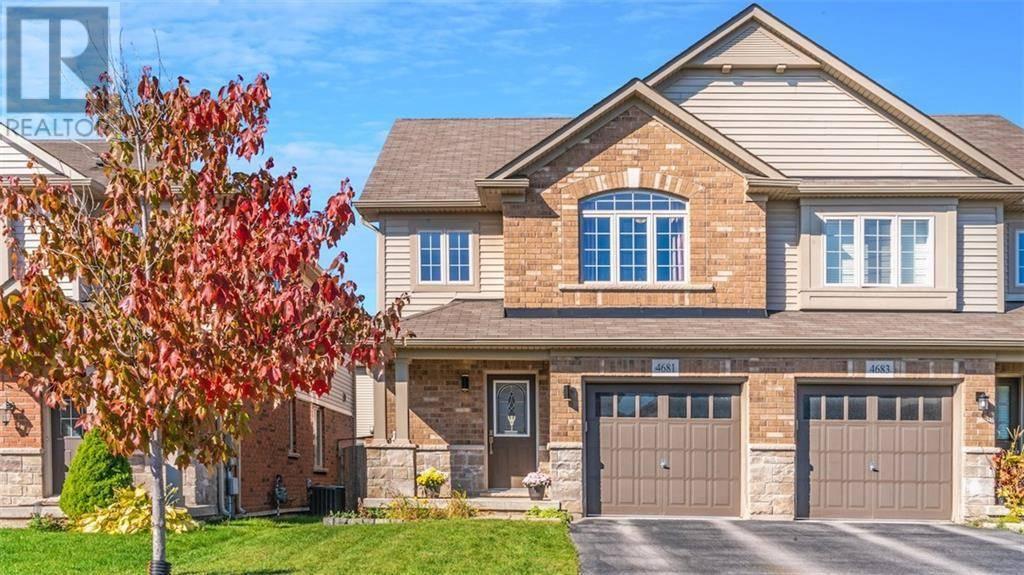 House for sale at 4681 Thomas Alton Blvd Burlington Ontario - MLS: 30772872