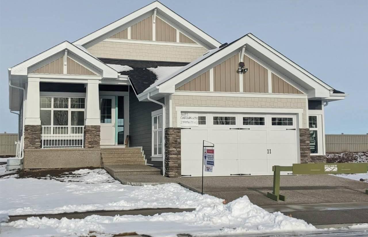 House for sale at 4683 Chegwin Wd Sw Edmonton Alberta - MLS: E4177229