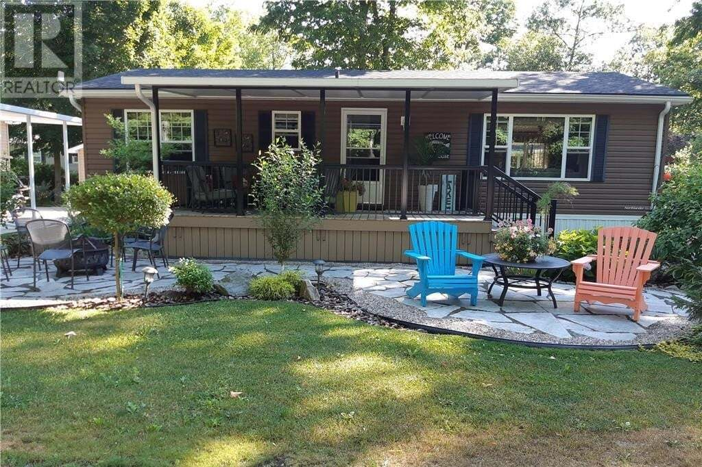 House for sale at 237 Salmon Point Rd Unit 469 Cherry Valley Ontario - MLS: 270865