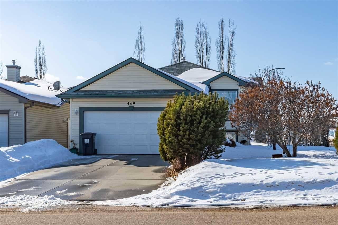 House for sale at 469 Highwood Blvd Devon Alberta - MLS: E4191905