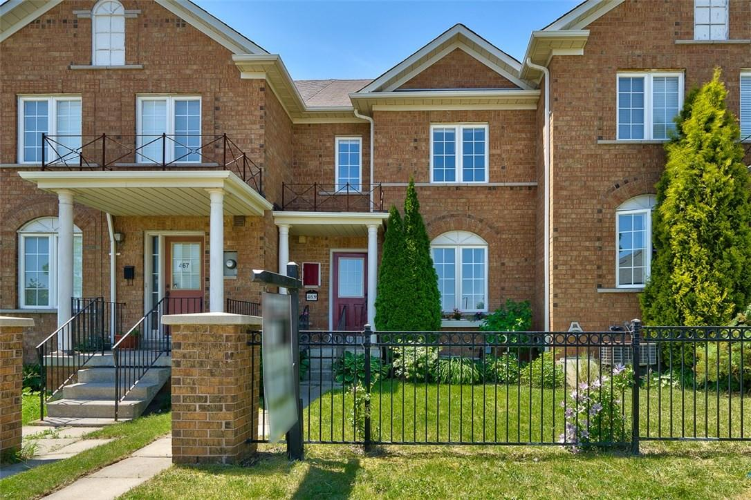 Removed: 469 Postridge Drive, Oakville, ON - Removed on 2017-09-15 22:05:35
