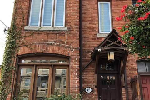 Townhouse for sale at 469 Richmond St Toronto Ontario - MLS: C4733609
