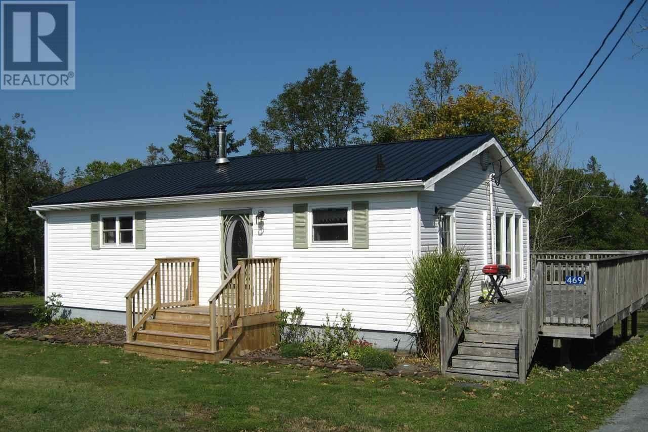 House for sale at 469 Shore Rd Mersey Point Nova Scotia - MLS: 202019893