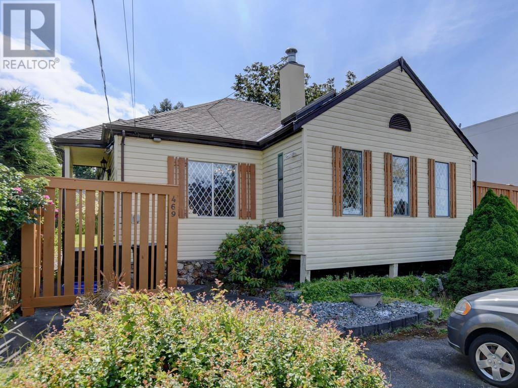 House for sale at 469 Sturdee St Victoria British Columbia - MLS: 412453