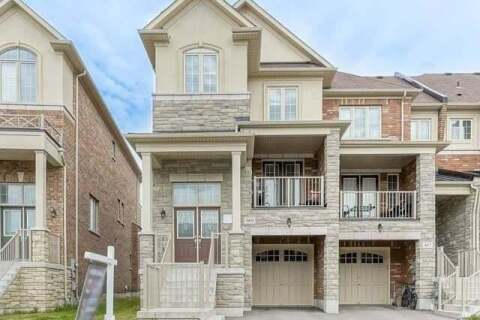 Townhouse for sale at 469 Terrace Wy Oakville Ontario - MLS: W4929243