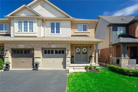 Townhouse for sale at 4690 Tassie Rd Burlington Ontario - MLS: W4520074