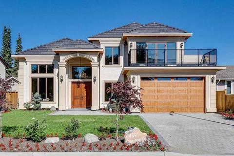 House for sale at 4691 Foxglove Cres Richmond British Columbia - MLS: R2409498