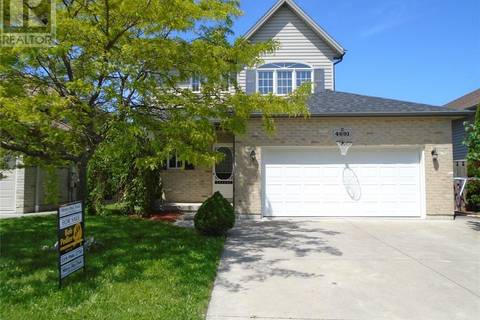 House for sale at 4691 Helsinki Cres Windsor Ontario - MLS: 19021786