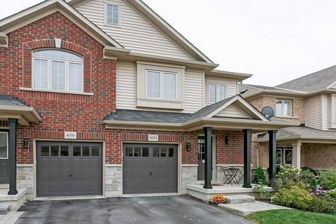 Townhouse for sale at 4694 Tassie Rd Burlington Ontario - MLS: W4594843