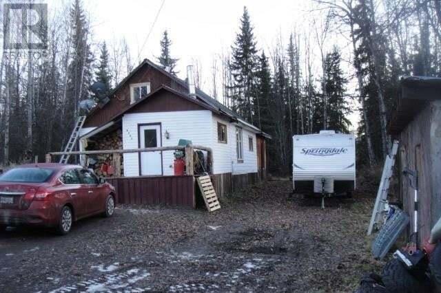 House for sale at 4695 Kisock Rd Burns Lake British Columbia - MLS: R2421239