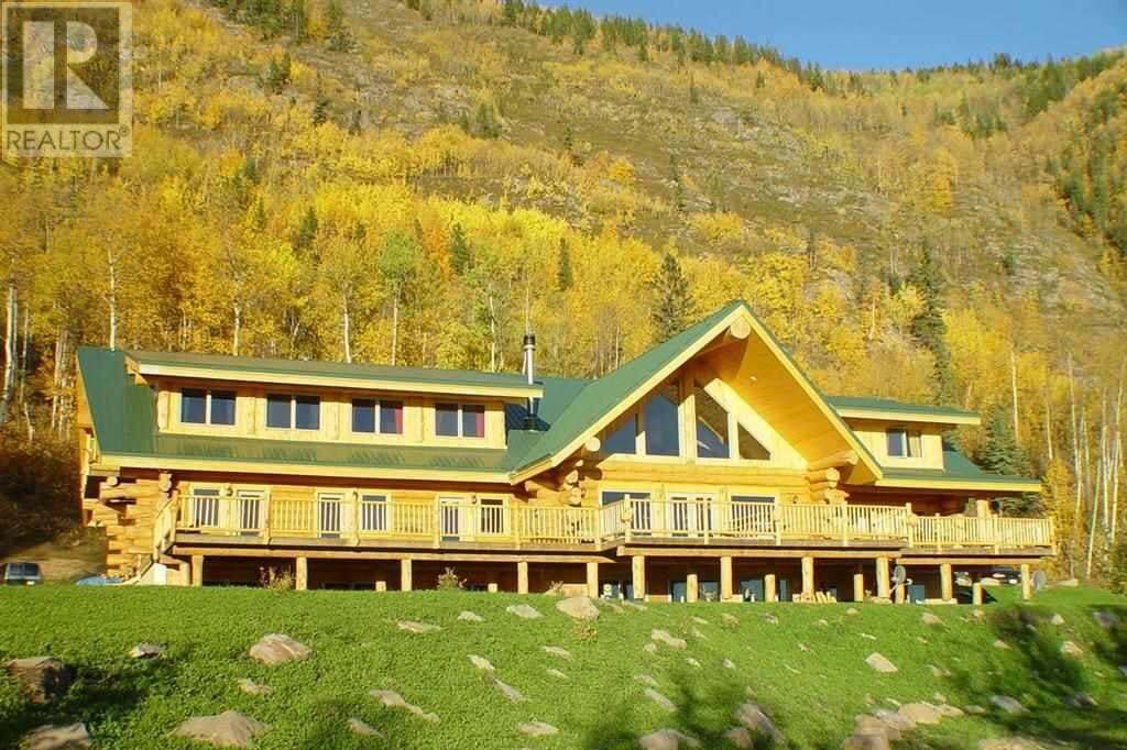 House for sale at 4696 Twelve Mile Rd Hudsons Hope British Columbia - MLS: R2446859