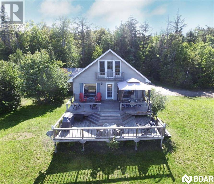 House for sale at 469 Almaguin Dr Mcmurrich Ontario - MLS: 30781908