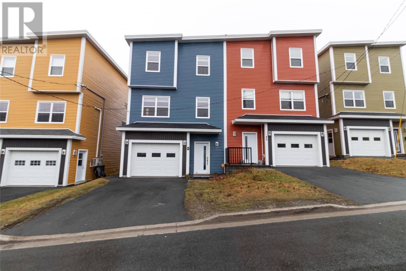 House for sale at 46 Quidi Vidi Village Rd St. John's Newfoundland - MLS: 1208794