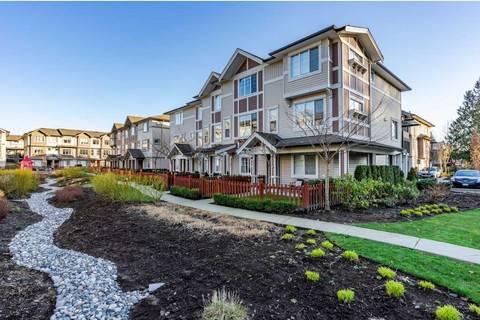 Townhouse for sale at 10151 240 St Unit 47 Maple Ridge British Columbia - MLS: R2437036