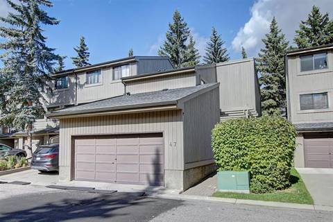 Townhouse for sale at 10401 19 St Southwest Unit 47 Calgary Alberta - MLS: C4280477