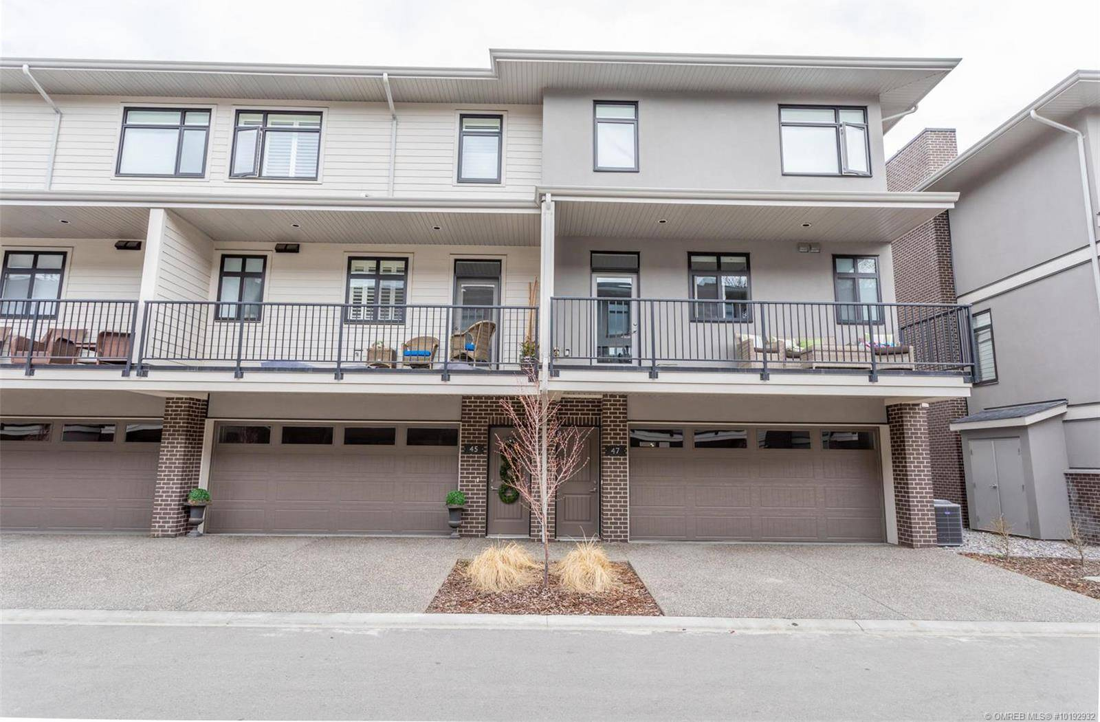 Townhouse for sale at 1102 Cameron Ave Unit 47 Kelowna British Columbia - MLS: 10192932
