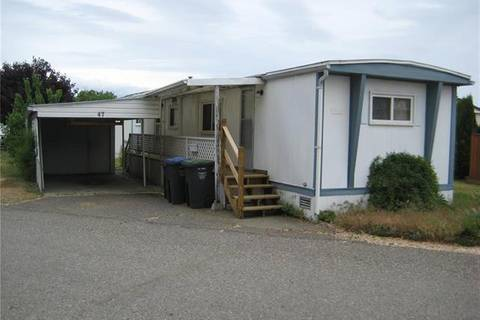 Home for sale at 1133 Findlay Rd Unit 47 Kelowna, B.c. British Columbia - MLS: 10183092