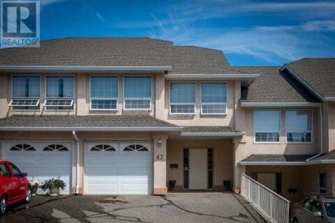 Townhouse for sale at 1775 Mckinley Crt  Unit 47 Kamloops British Columbia - MLS: 157559