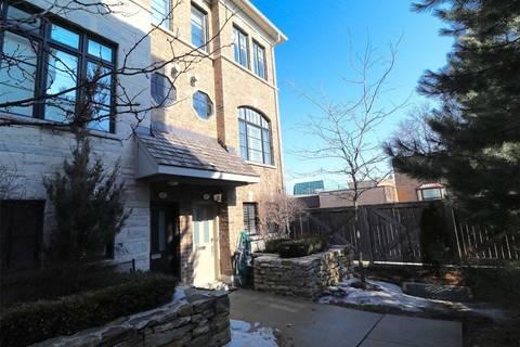 Townhouse for sale at 1812 Burnhamthorpe Rd Unit 47 Mississauga Ontario - MLS: W4387236