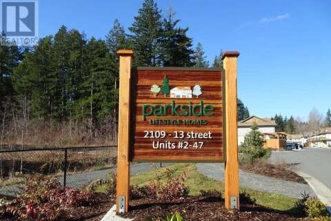 Townhouse for sale at 2109 13th  Unit 47 Courtenay British Columbia - MLS: 831813