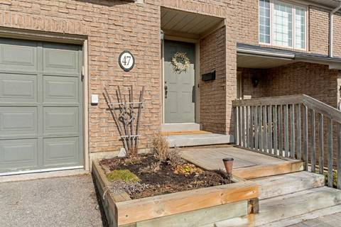 Condo for sale at 3100 Fifth Line Unit 47 Mississauga Ontario - MLS: W4732535