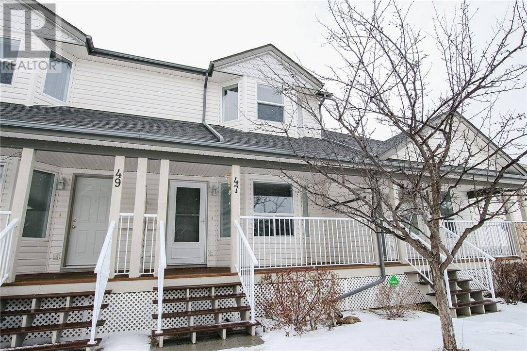 Townhouse for sale at 33 Donlevy Ave Unit 47 Red Deer Alberta - MLS: ca0190033