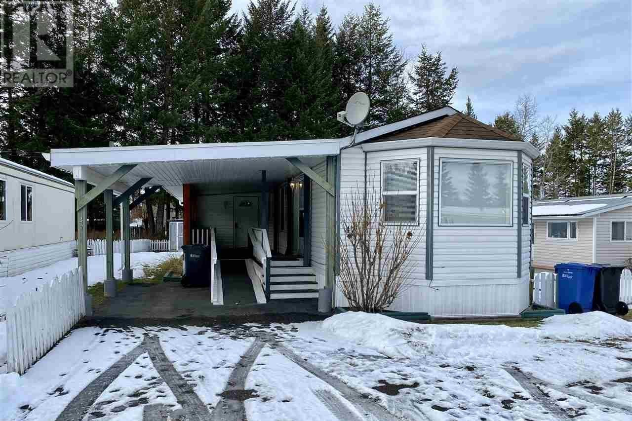 Residential property for sale at 375 Horse Lake Rd Unit 47 100 Mile House British Columbia - MLS: R2520421