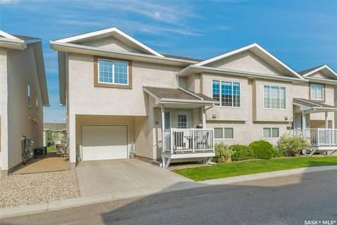 Townhouse for sale at 4425 Nicurity Dr Unit 47 Regina Saskatchewan - MLS: SK782688