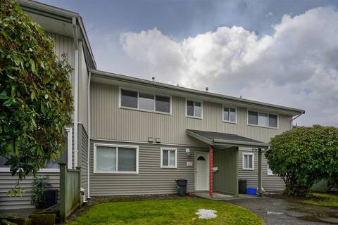 Townhouse for sale at 45185 Wolfe Rd Unit 47 Chilliwack British Columbia - MLS: R2432714