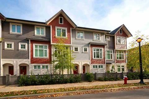 Townhouse for sale at 4588 Dubbert St Unit 47 Richmond British Columbia - MLS: R2430865