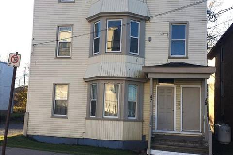 Townhouse for sale at 49 Cranston Ave Unit 47 Saint John New Brunswick - MLS: NB025844