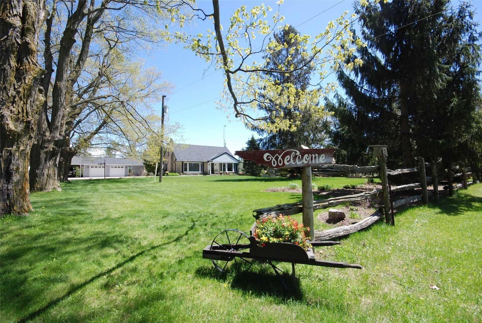 House for sale at 5289 Highway 47 Rd Uxbridge Ontario - MLS: N4518826