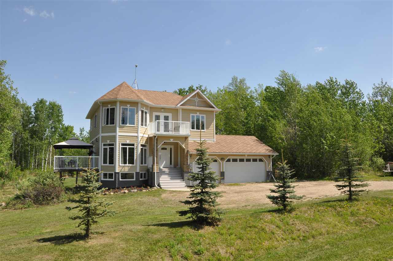 For Sale: 47 54013 Rng Rd 30 , Rural Lac Ste Anne County, AB | 4 Bed, 5 Bath House for $495,000. See 29 photos!