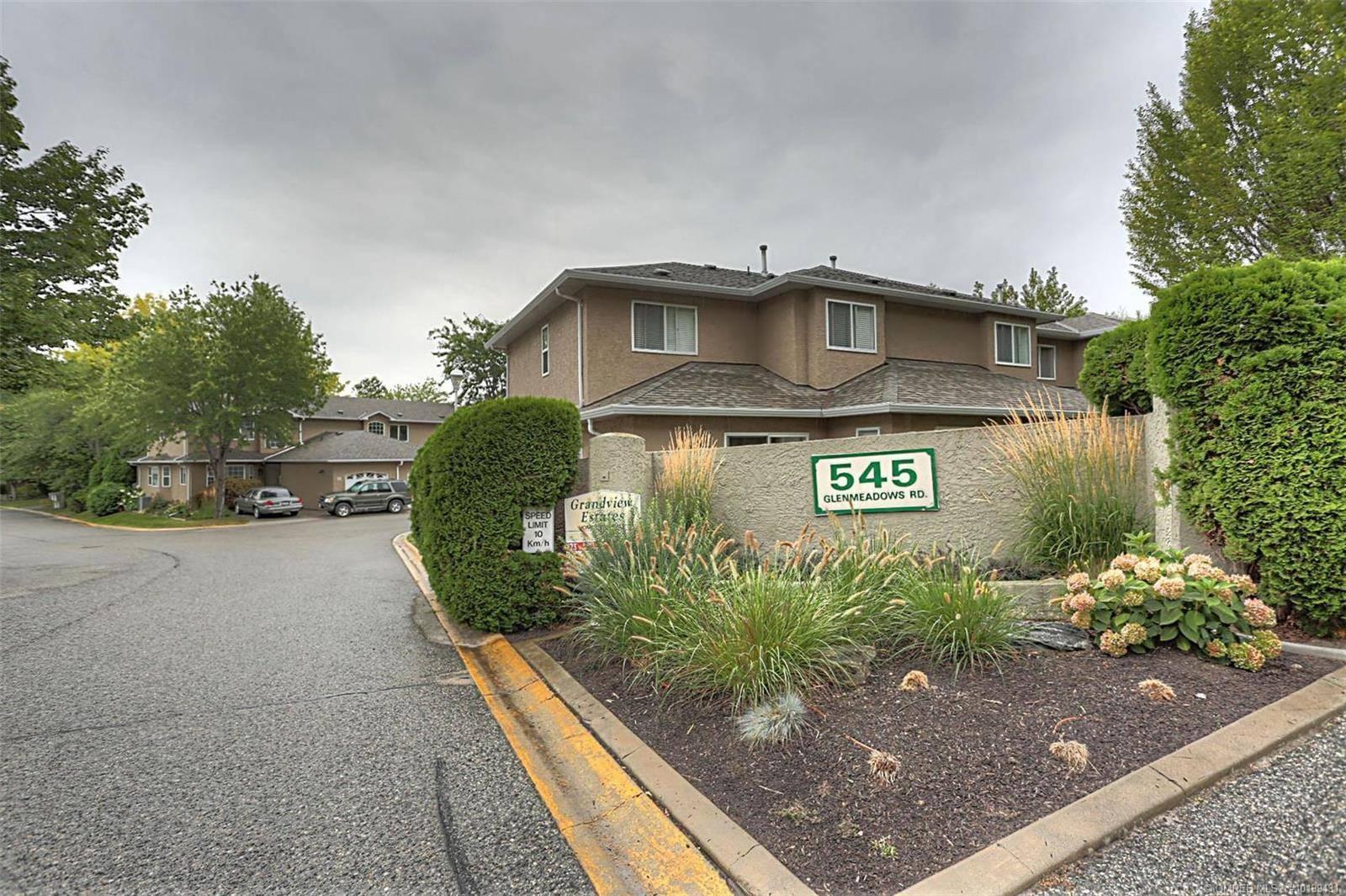 Townhouse for sale at 545 Glenmeadows Rd Unit 47 Kelowna British Columbia - MLS: 10199431