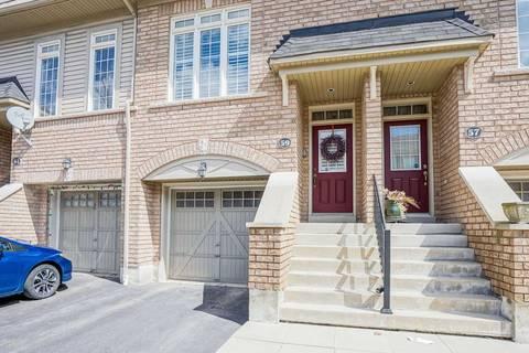 Condo for sale at 59 Oakins Ln Ajax Ontario - MLS: E4736512