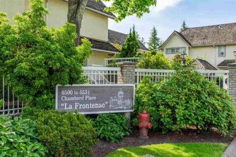 Townhouse for sale at 6521 Chambord Pl Unit 47 Vancouver British Columbia - MLS: R2469378