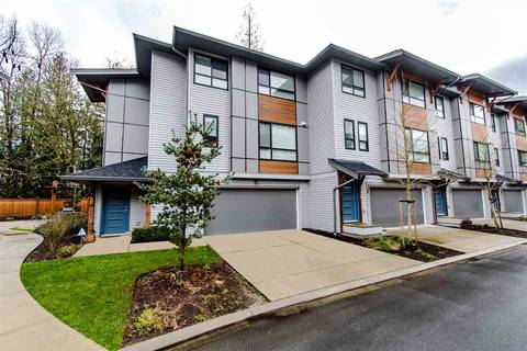 Townhouse for sale at 8508 204 St Unit 47 Langley British Columbia - MLS: R2426309