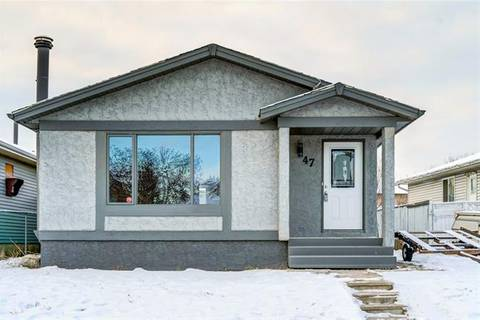 House for sale at 47 Aberdare Cres Northeast Calgary Alberta - MLS: C4258596