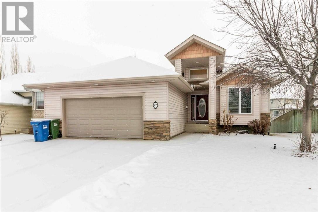 House for sale at 47 Ackerman Cres Red Deer Alberta - MLS: ca0184322
