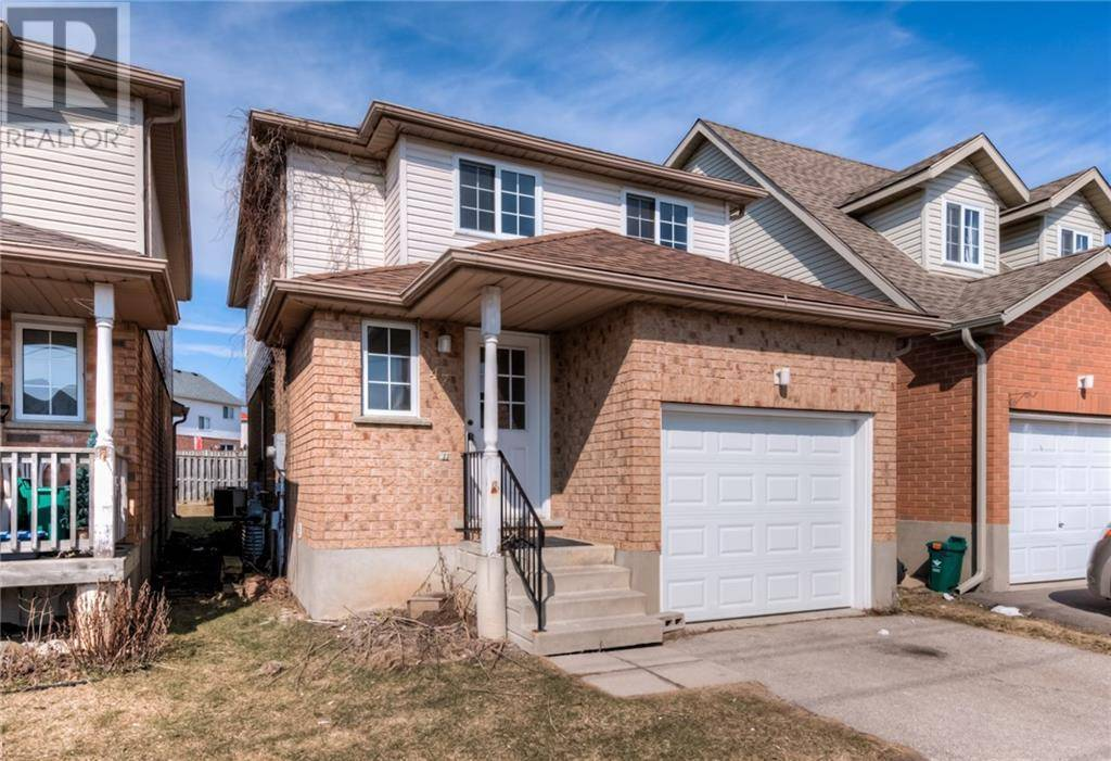 House for sale at 47 Activa Ave Kitchener Ontario - MLS: 30800917
