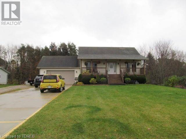 House for sale at 47 Adams Ave Courtland Ontario - MLS: 231182