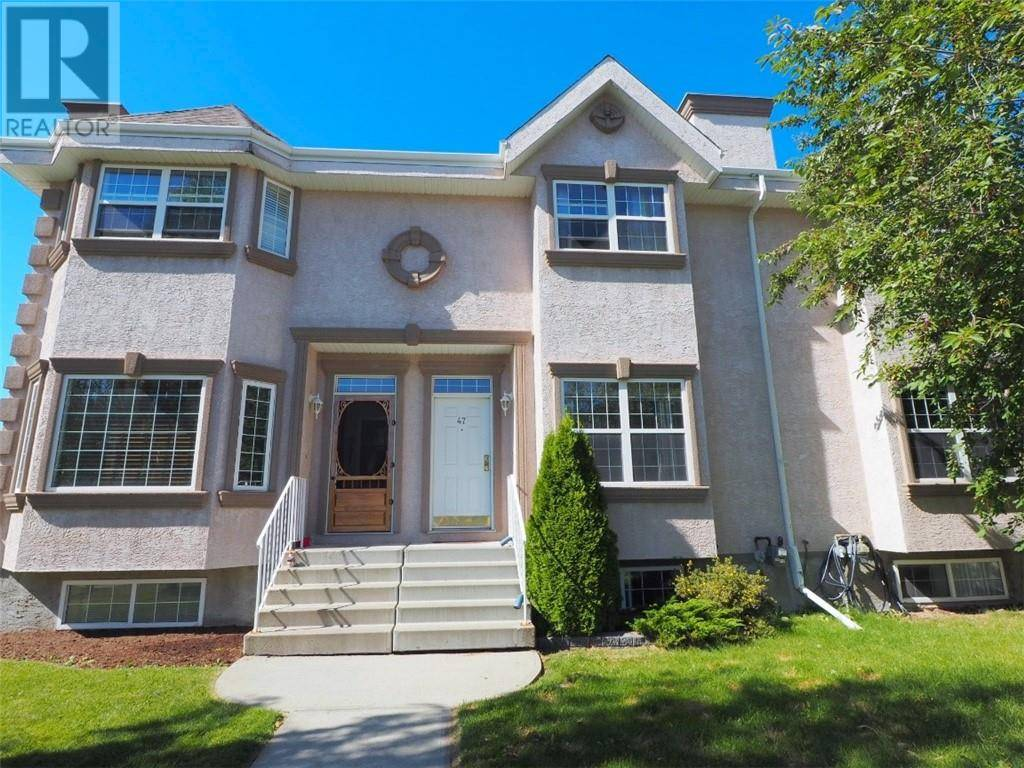 Townhouse for sale at 47 Adams Cs Red Deer Alberta - MLS: ca0177851