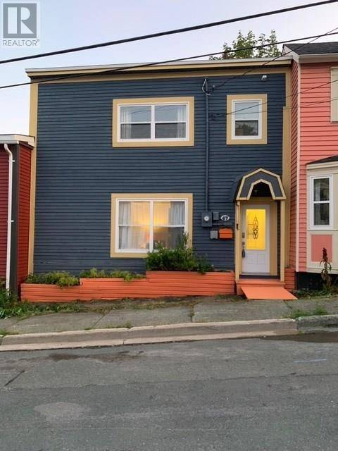 House for sale at 47 Alexander St St. John's Newfoundland - MLS: 1209882