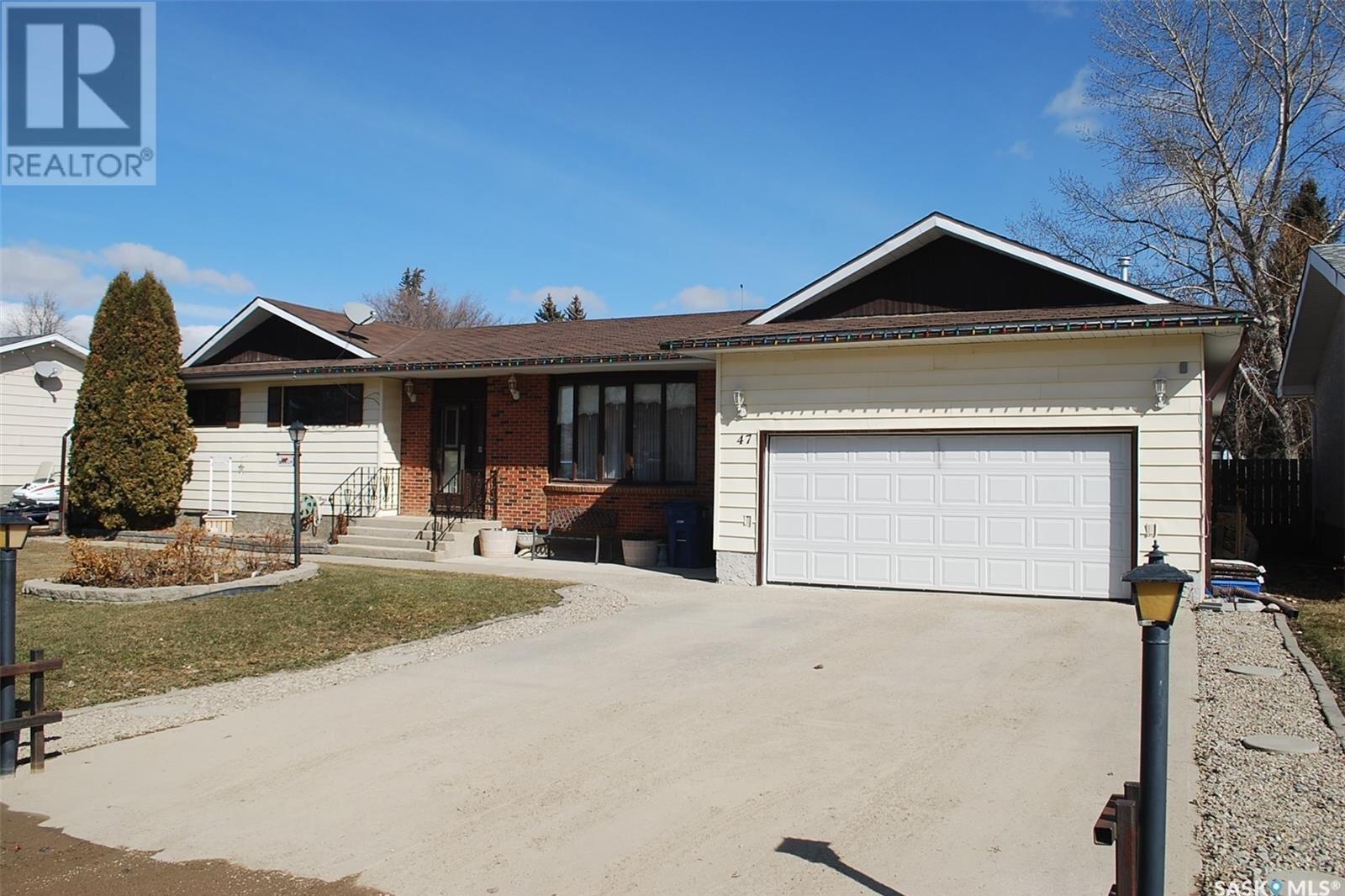 House for sale at 47 Aspen St Qu'appelle Saskatchewan - MLS: SK831219