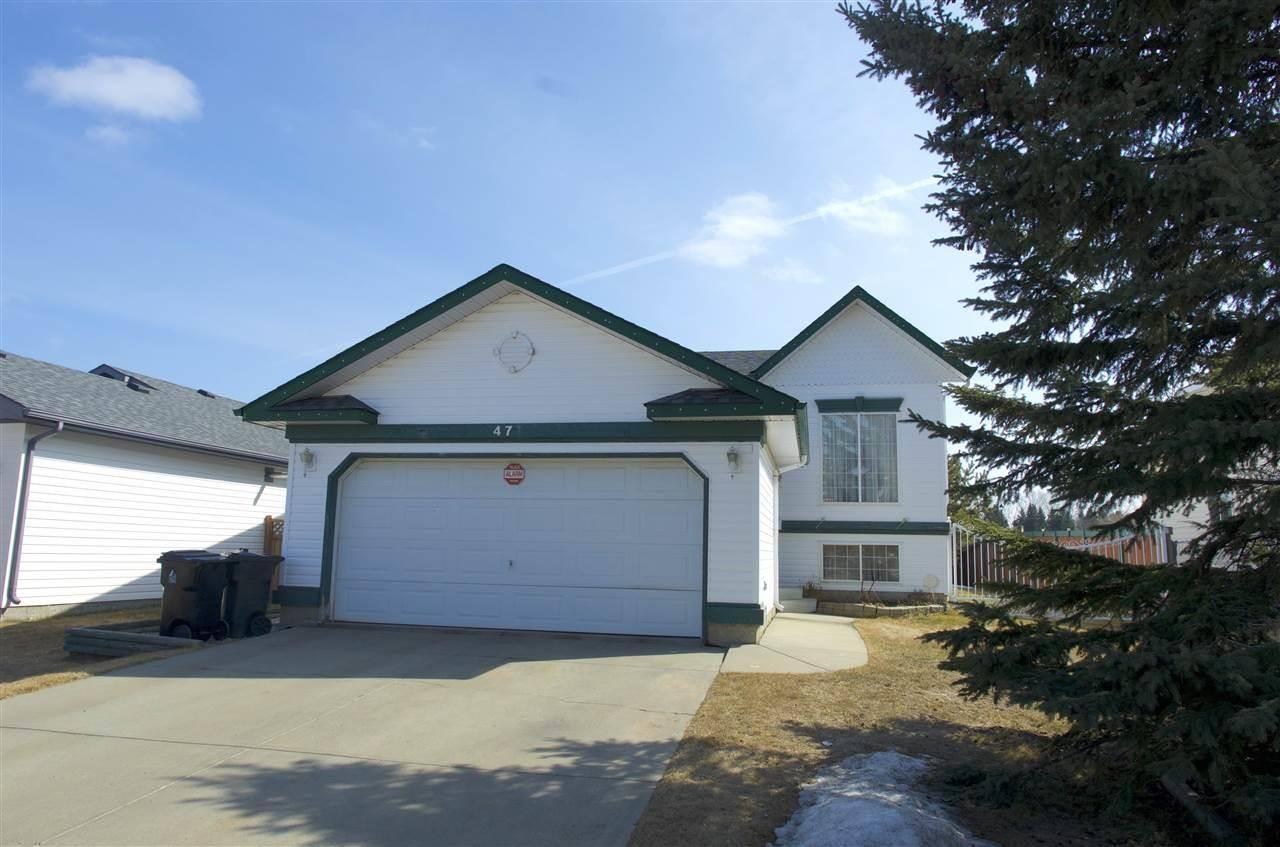 House for sale at 47 Aspenglen Pl Spruce Grove Alberta - MLS: E4182575