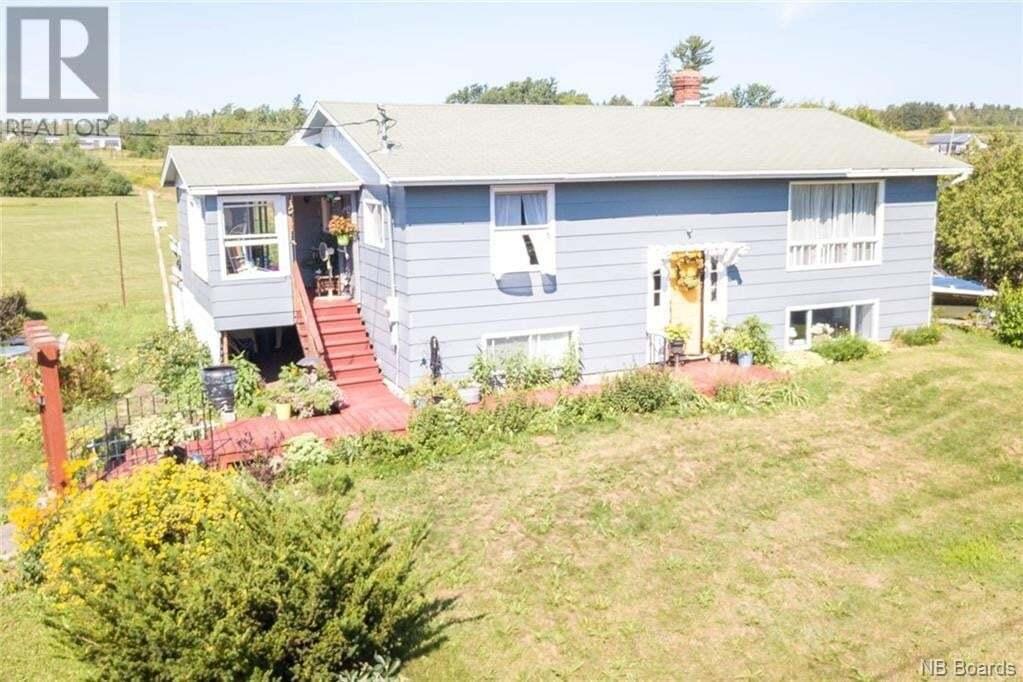 House for sale at 47 Babbitt St Gagetown New Brunswick - MLS: NB047083